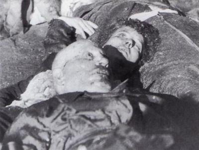 Mussolini Benito Amilcare Andrea Quot Il Duce Quot Ww2 Gravestone