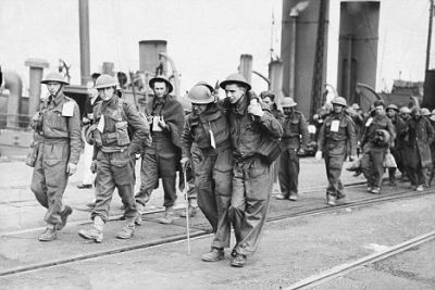of Army Group North after Wwii Soldiers Returning Home