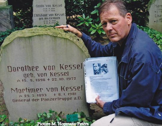 Kühn, Dr. Walter - WW2 Gravestone