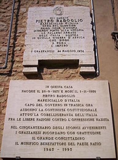 Mussolini, Benito Amilcare Andrea