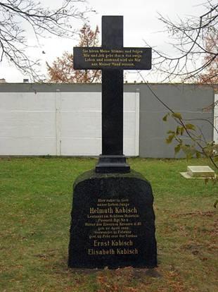 Kabisch, Ernst - WW2 Gravestone | 310 x 414 jpeg 25kB