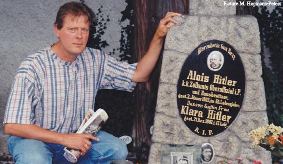 Hitler Alois Jr Born Matzelsberger Later Hiller Ww2