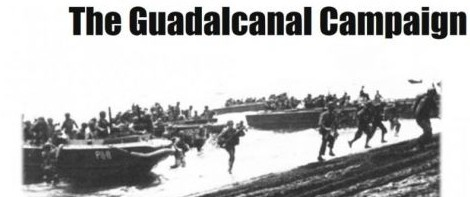 Guadalcanal Fury - Don't Step On My Shoes