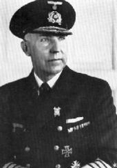 Admiral Raul Mewis