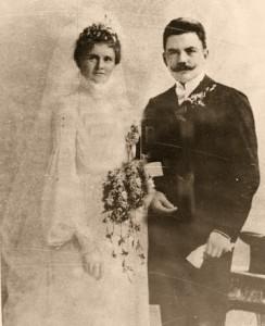Angela Raubal wedding