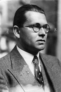 Philipp Bouhler Reichsleiter der NSDAP