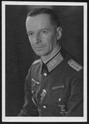 Feyerabend, Gerhard - Generalleutnant