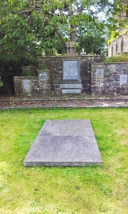 Killinardrish_cemetery_-_Co._Cork_-_grave_of_Adrian_Carton_de_Wiart
