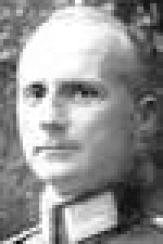 Kriebel, Friedrich Ritter von