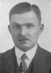 """Linthorst-Homan, Johannes """"Hans"""""""