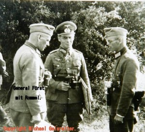 Opa Rommel von Bismark Frankreich