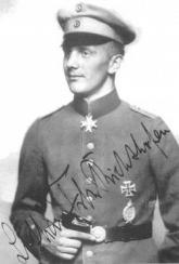 Richthofen, Lothar Siegfried Freiherr von