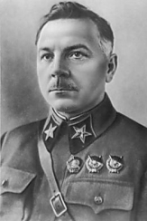 Vorosjilo, Kliment Yefremovich