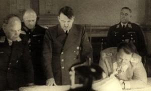 feldzug-gegen-russland-juni-vortrag-in-der-reichskanzlei-kesselring-jodl-hitler-goering-bodenschatz-milch