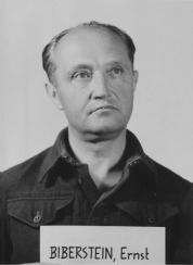 Biberstein (born Ernst Szymanowski), Ernst Emil Heinrich