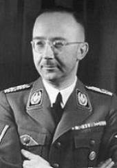 """Himmler, Heinrich Luitpold """"Reichsheini"""""""