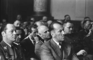 Volksgerichtshof, Dr. Ernst Kaltenbrunner