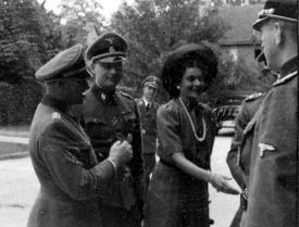 Sepp Dietrich & his wife Ursula Moninger-Brenner1