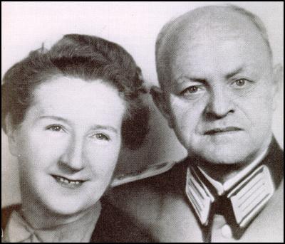 """Braun, Friedrich """"Fritz"""" and Franziska """"Fanny"""" Kronberger"""