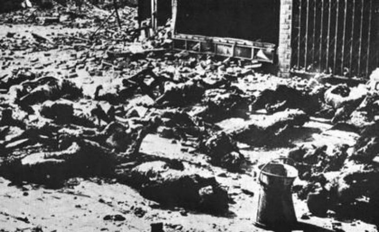 the allied bombing of hamburg on 27 07 1943 72 years ago