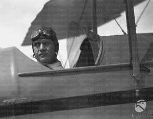 Image result for bruno mussolini pilot