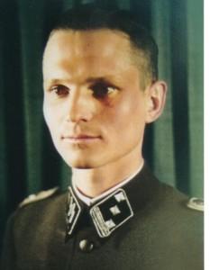 Hans Pfeiffer - Hauptsturmführer