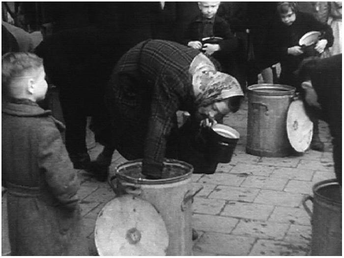 Hunger winter honger winter from september 1944 until for 1945 dutch east indies cuisine