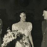 The death of Hermann Fegelein, the brother-in-law of Eva Braun.