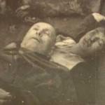 The death of Benito Mussolini and his mistress Clara Petacci