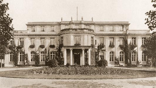 Wannsee Conference: conference site