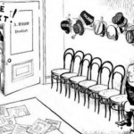 Hitler's dentist.
