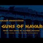 The Guns of Navarone.