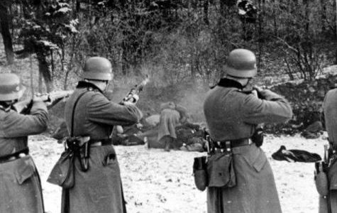Nazi crimes against the Polish nation. - WW2 Gravestone