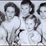 The Joseph and Magda Goebbels children.