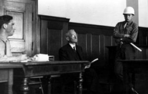 contributions of the imt at nuremberg Established the imt, which was to sit at the palace of justice in nuremberg,   therefore, the efforts of lord justice lawrence contributed to the impartiality of.