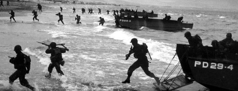Operation Overlord. - WW2 Gravestone