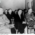 Heinrich Himmler's mistress Hedwig Potthast.