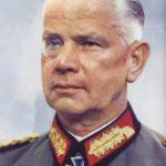 Reichenau, Walther Karl Ernst August von