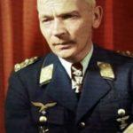 Richthofen, Wolfram Karl Ludwig Freiherr von