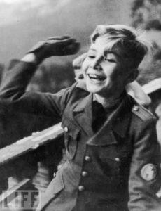 "Bormann, Adolf Martin Jr. Kronzi ""The Nazi crown prince"""