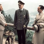 Hitler's dog Blondi