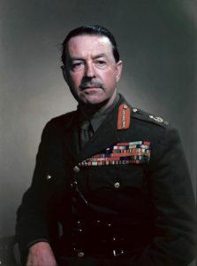 """Alexander, """" Earl of Tunis"""" Harold Rupert Leofric George."""