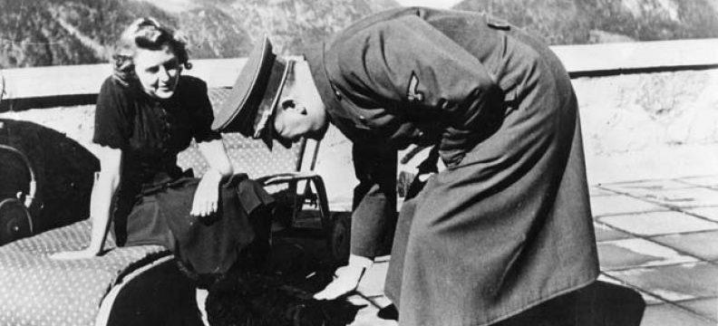 "Arthur ""Willi"" Kannenberg about Hitler and Eva Braun ..."