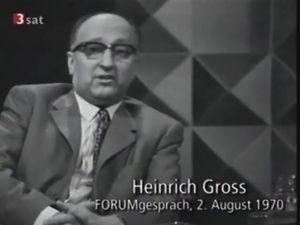 Dr heinrich gross