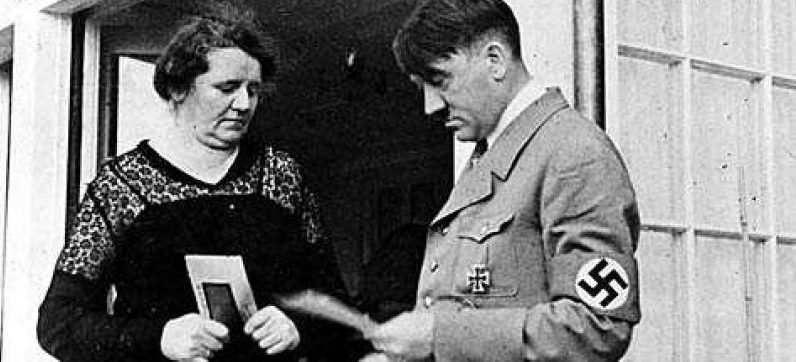 hiller single parents A detailed biography of adolf hitler that  both hitler's parents had come from  he went into retirement, he could not bear to spend a single day of his.