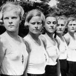 German girls in WWII.